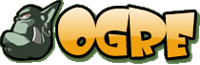 OGRE (Object-Oriented Graphics Rendering Engine)  logo