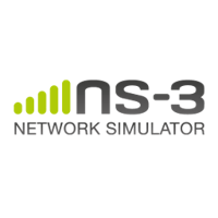 The ns-3 Network Simulator Project logo