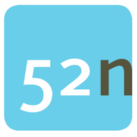 52°North Initiative for Geospatial Open Source Software GmbH logo