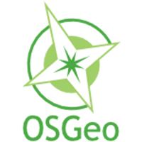 OSGeo - Open Source Geospatial Foundation logo