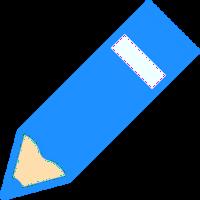 Pencil code logo